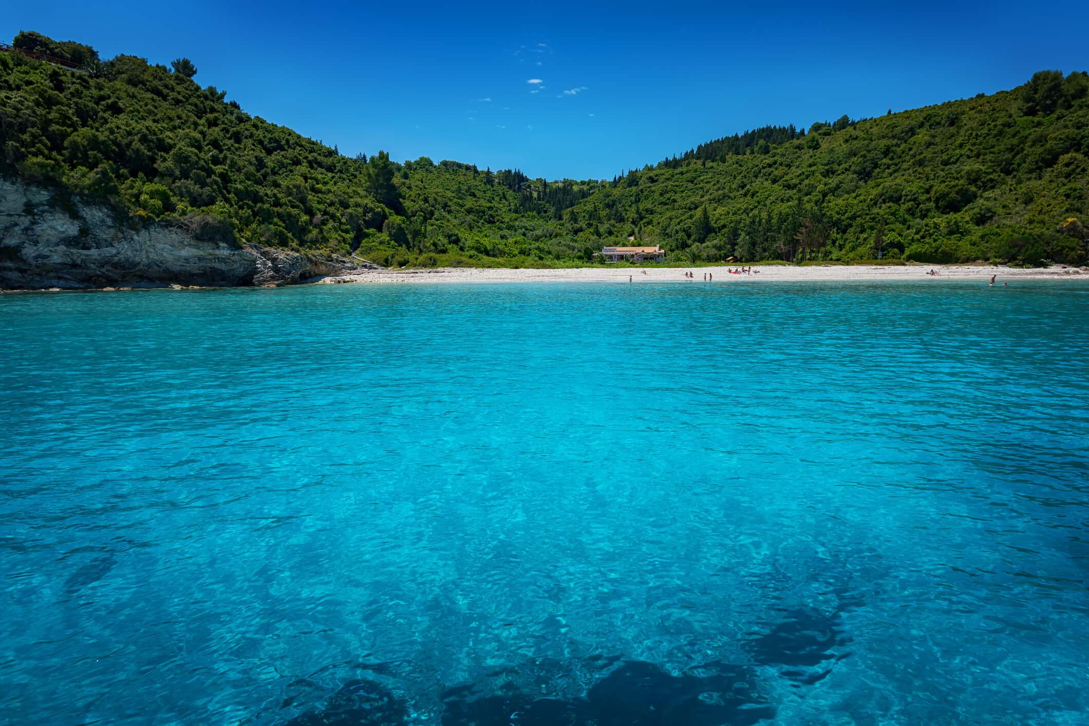 Antipaxos island, Greece (1)